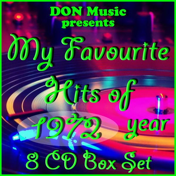 VA - My Favourite Hits of 1972 (2015)